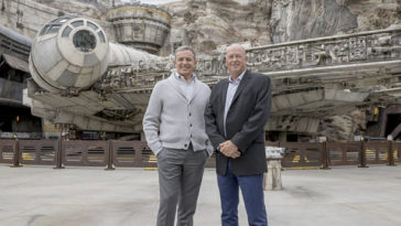 Bob Chapek to replace Robert Iger as Disney's CEO 14
