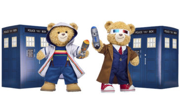 Doctor Who gets her own Build-A-Bear collection 16