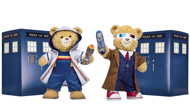 Doctor Who gets her own Build-A-Bear collection 12