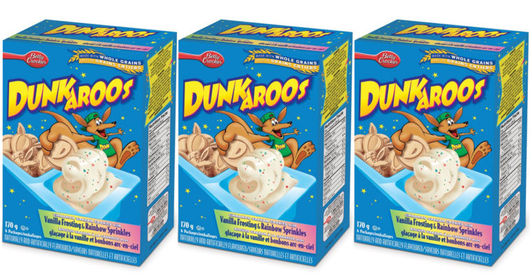 Dunkaroos fuel comeback rumors after joining Instagram and Twitter 12
