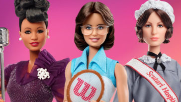 Barbie unveils Ella Fitzgerald, Billie Jean King, and Florence Nightingale dolls 13