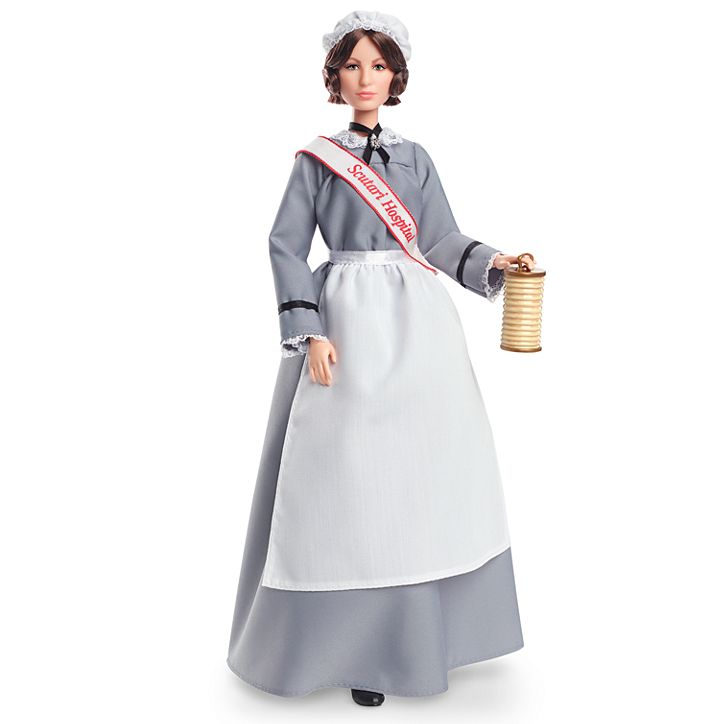 Barbie unveils Ella Fitzgerald, Billie Jean King, and Florence Nightingale dolls 21