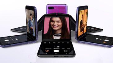 Win a Samsung Galaxy Z Flip foldable smartphone! 15