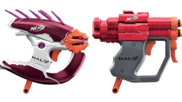 Hasbro is releasing an epic line of Halo Infinite Nerf blasters 15