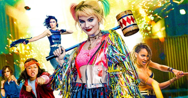 Birds of Prey gets a new title after its poor opening weekend at the box office 12