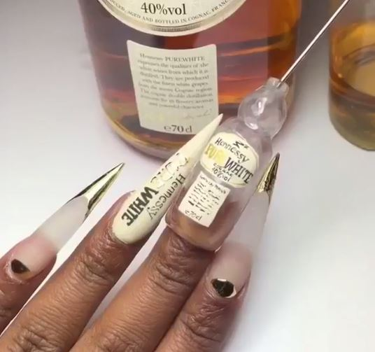The creepiest nail art you'll ever see 16
