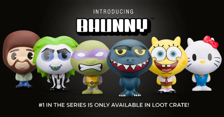 Hello Kitty, Bob Ross, and SpongeBob debut in adorable Kidrobot Bhunny collection 13
