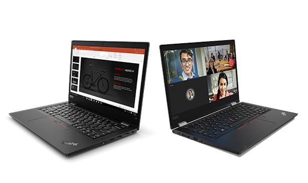 Lenovo ThinkPad L13 and ThinkPad L13 Yoga