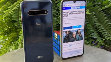 LG V60 ThinQ 5G packs in LG's largest display to date along with 8K video recording 17