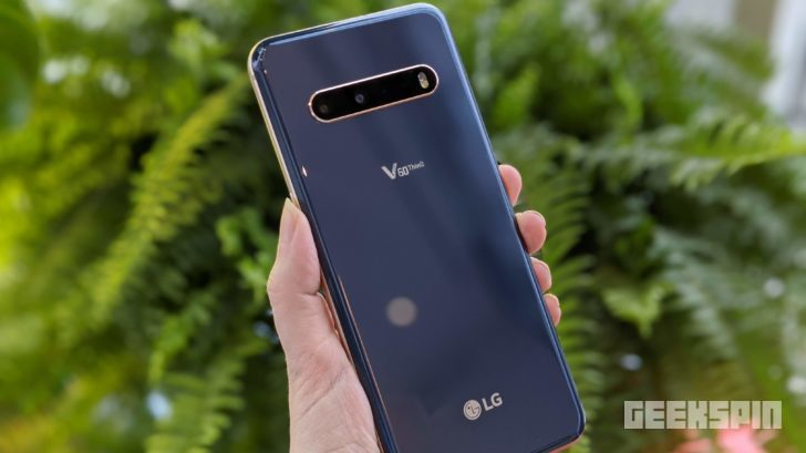 LG V60 ThinQ 5G packs in LG's largest display to date along with 8K video recording 14