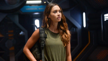 The 100's Lindsey Morgan will star opposite Jared Padalecki in Walker, Texas Ranger 15