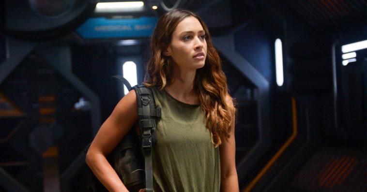 The 100's Lindsey Morgan will star opposite Jared Padalecki in Walker, Texas Ranger 13