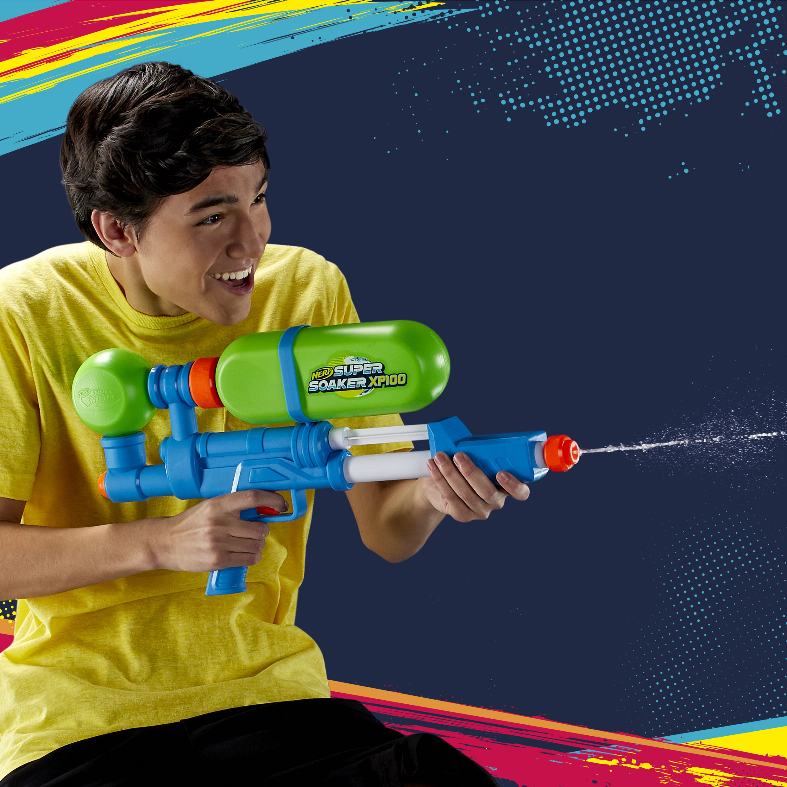 Three of Nerf's original Super Soakers are coming back this spring 12