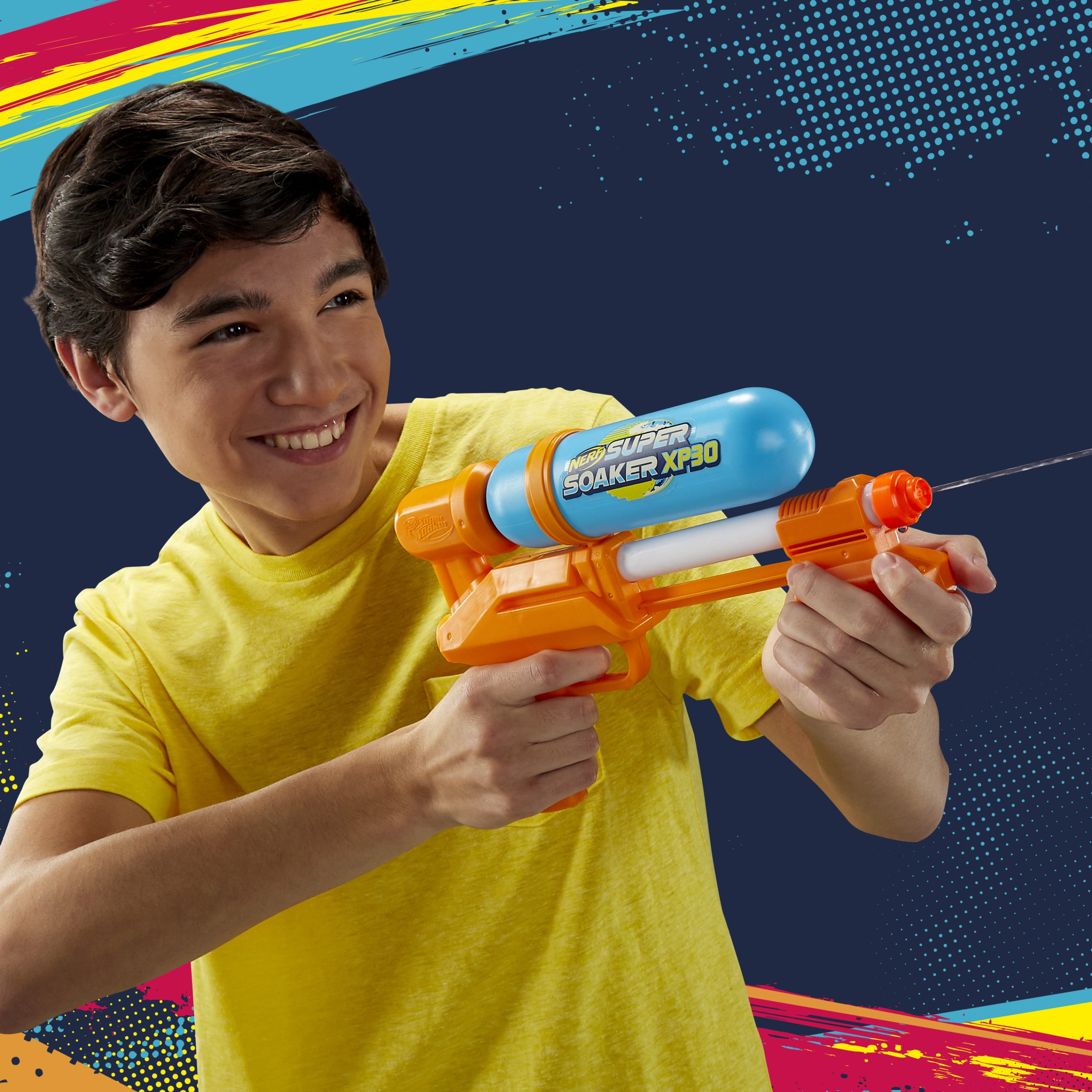 Three of Nerf's original Super Soakers are coming back this spring 13