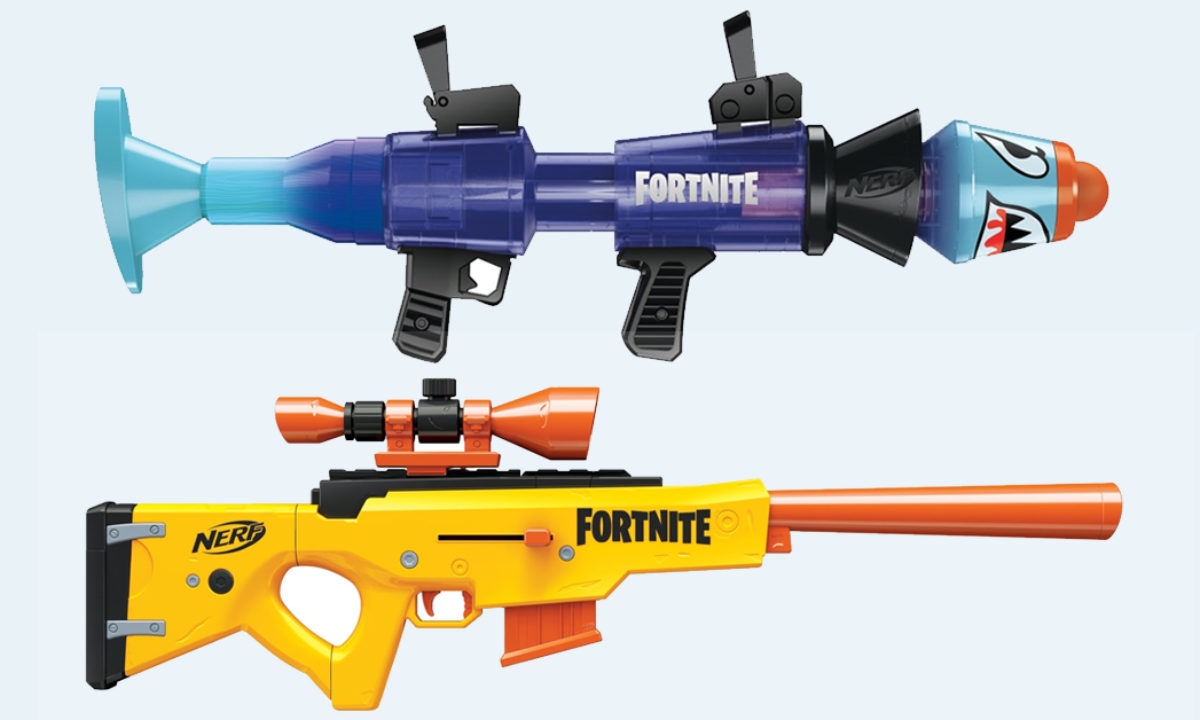 Hasbro Reveals New Nerf Fortnite Blasters For 2020 Geekspin