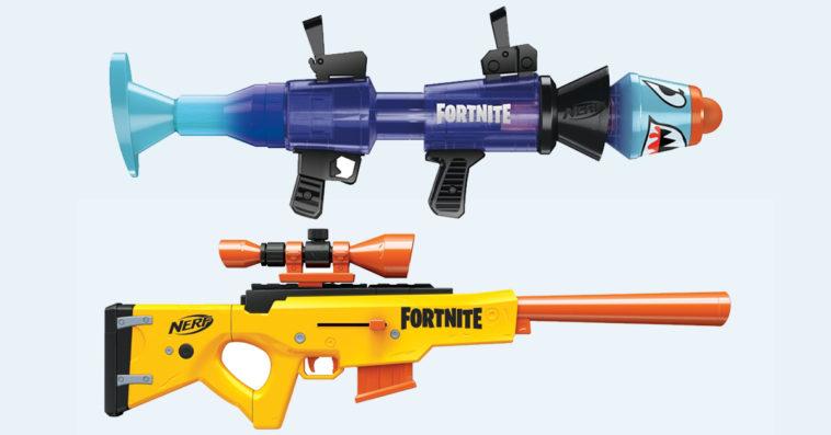 Hasbro reveals new Nerf Fortnite blasters for 2020 12