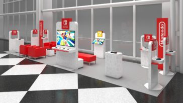 Nintendo-themed lounges are coming to U.S. airport lounges 22
