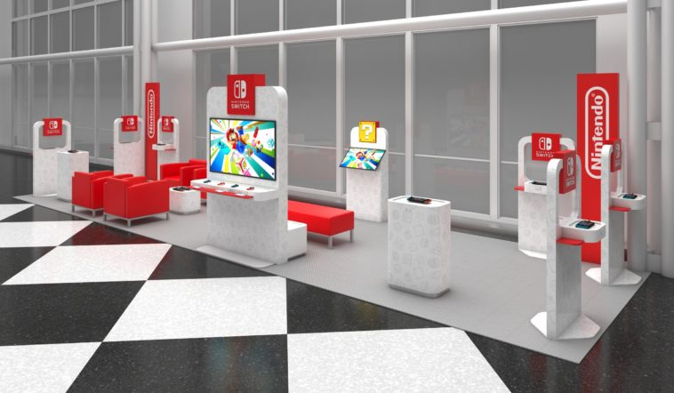 Nintendo-themed lounges are coming to U.S. airport lounges 11