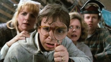 Rick Moranis is making a movie comeback with a sequel to Disney's Honey, I Shrunk the Kids 16