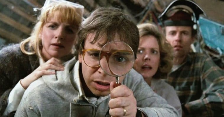 Rick Moranis is making a movie comeback with a sequel to Disney's Honey, I Shrunk the Kids 12