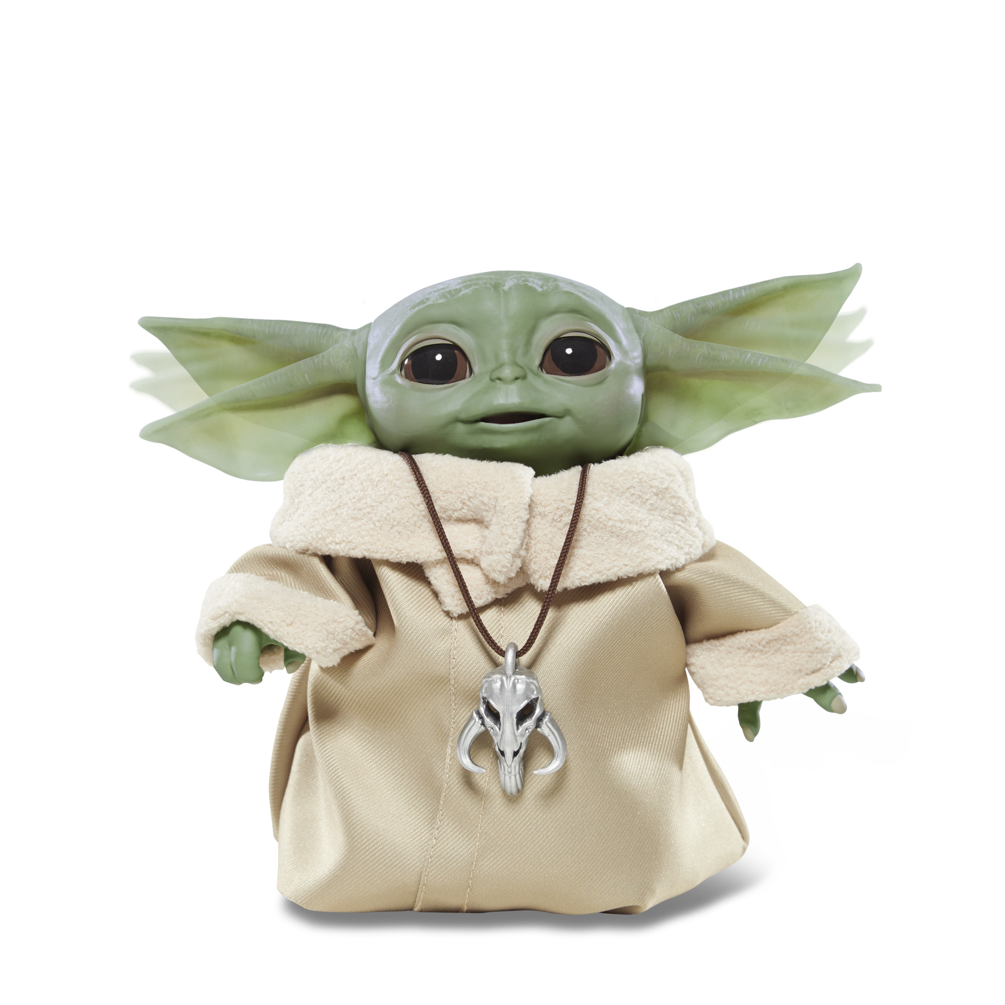 Hasbro's Baby Yoda animatronic toy looks, sounds, and moves like the real thing 13