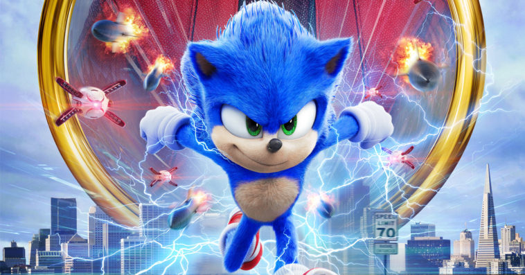 Sonic the Hedgehog has the biggest opening weekend ever for a video game movie 13