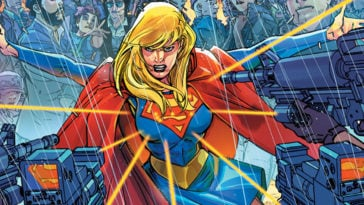 DC cancels its current Supergirl comic book run 15