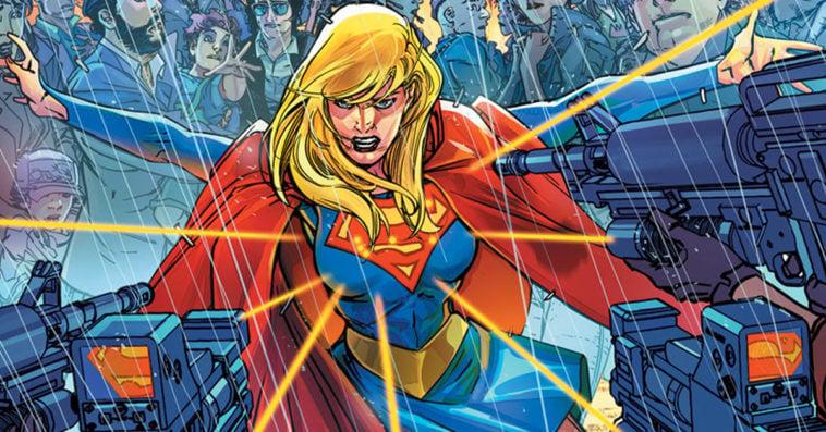 DC cancels its current Supergirl comic book run 14