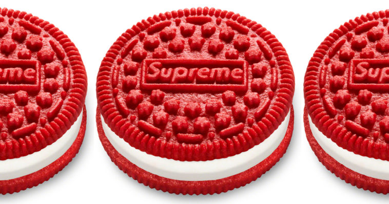 Supreme Oreos are real, and they're unsurprisingly overpriced 14