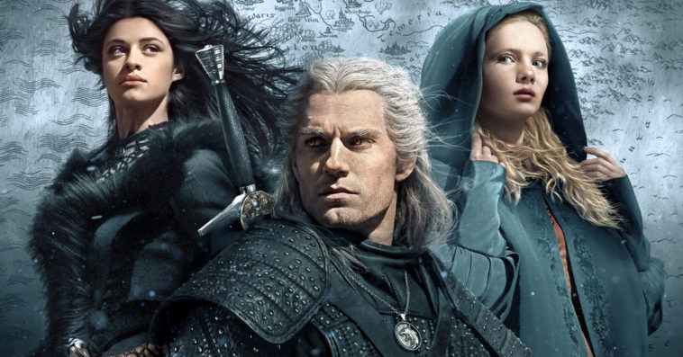 Netflix's The Witcher is still the most in-demand TV series in the world 12