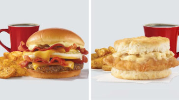 Wendy's is all set to launch its breakfast menu nationwide 13
