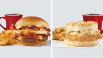 Wendy's is all set to launch its breakfast menu nationwide 15