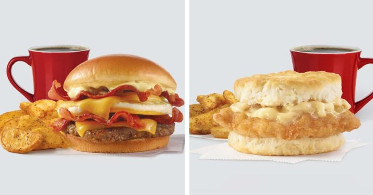 Wendy's is all set to launch its breakfast menu nationwide 14