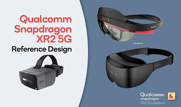 Qualcomm's Snapdragon XR2 reference design aims to speed up 5G headset production 11