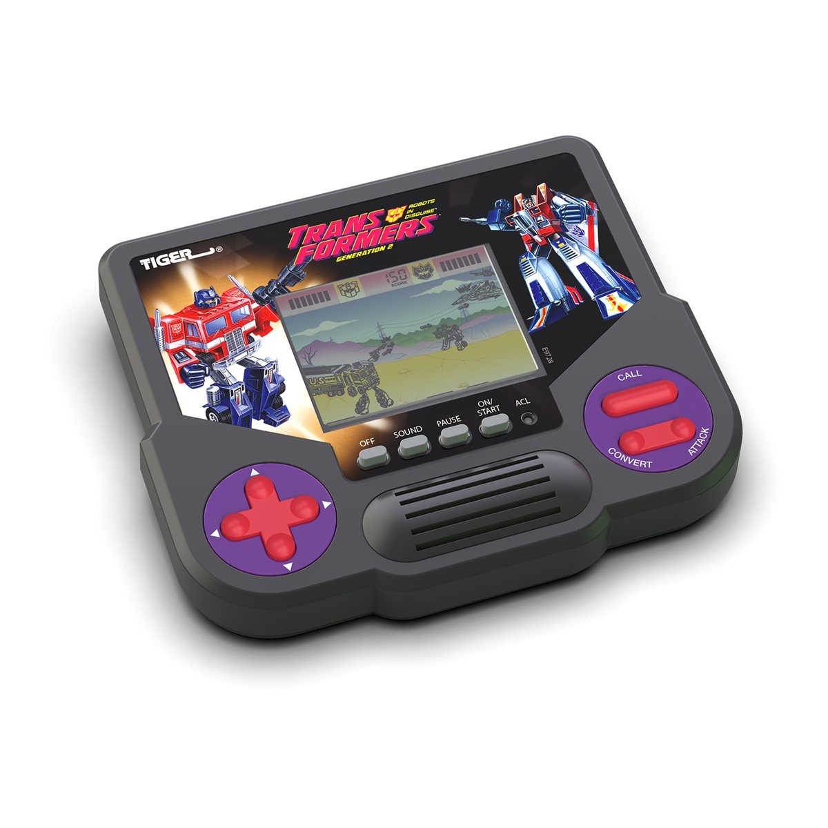 Tiger Electronics classic handheld LCD games are coming back this fall 17
