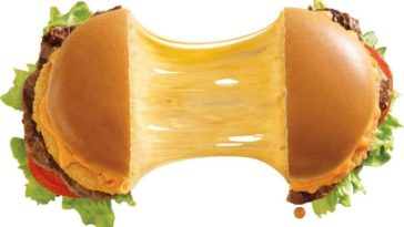 Hardee's and Carl Jr's Big Fried Cheese sandwich is just as cheesy as it sounds 15