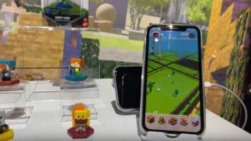 Minecraft Earth is getting adorable Boost Mini toys 16