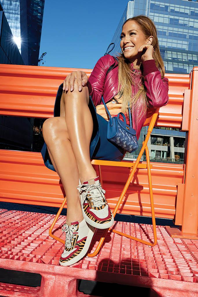 Coach's CitySole sneaker campaign stars Michael B. Jordan and Jennifer Lopez 17