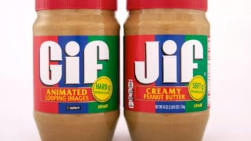 Jif peanut butter and Giphy team up to settle GIF debate 17