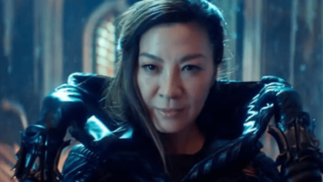 Michelle Yeoh is set to star in Section 31 Star Trek spin-off 22