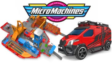 Micro Machines are coming back in 2020