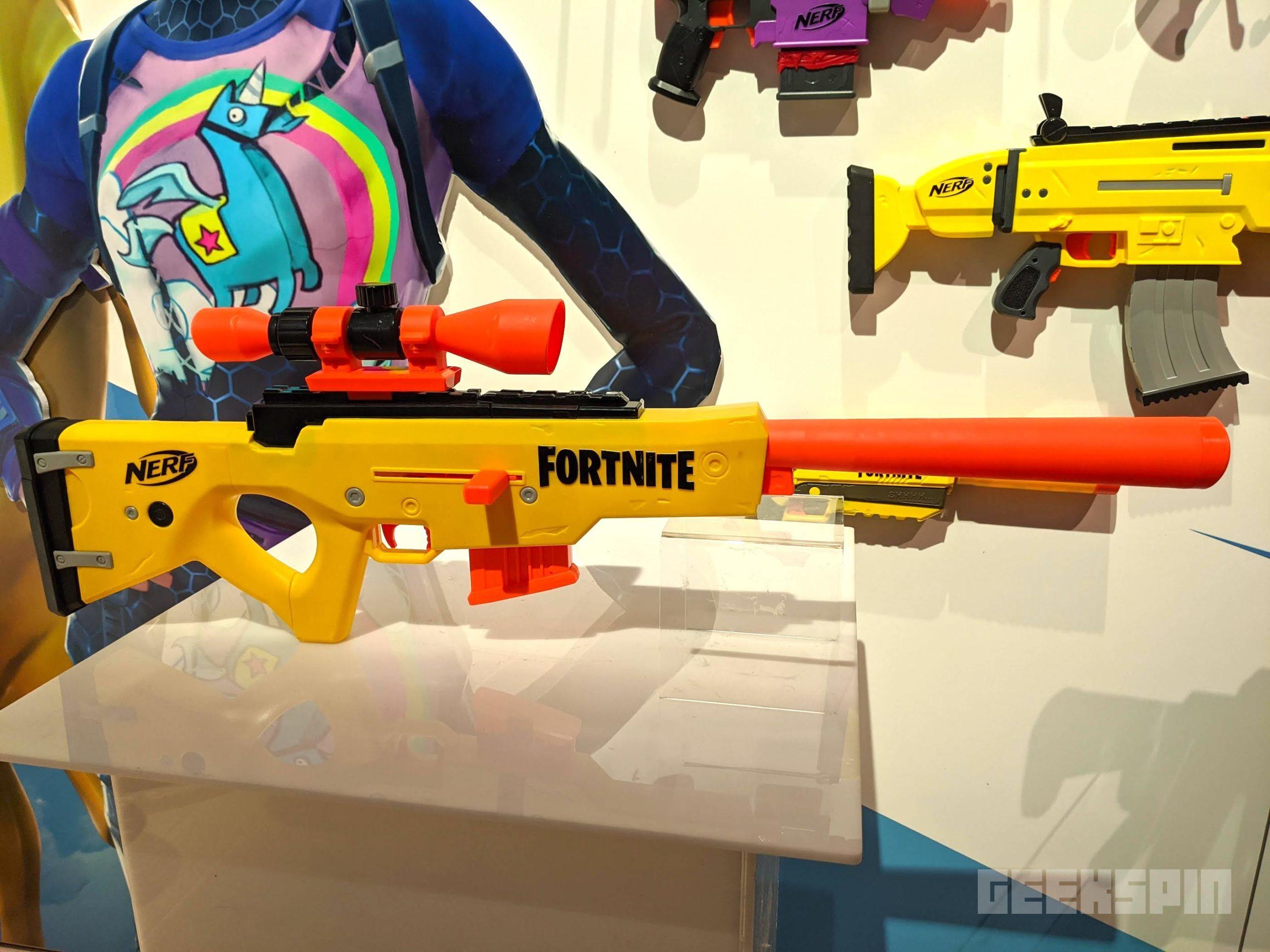 Hasbro reveals new Nerf Fortnite blasters for 2020 17