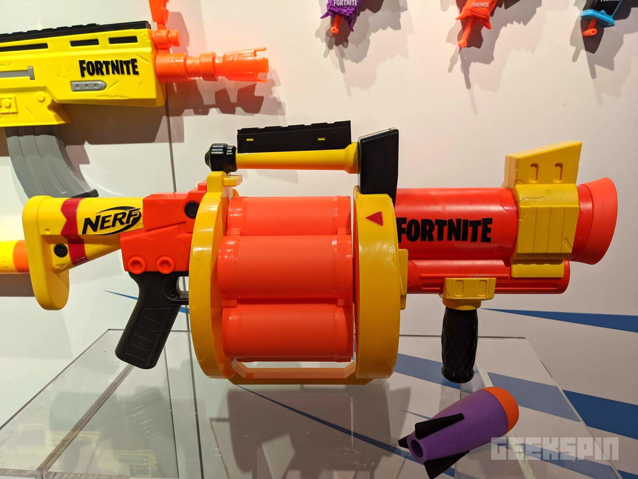 Hasbro reveals new Nerf Fortnite blasters for 2020 16