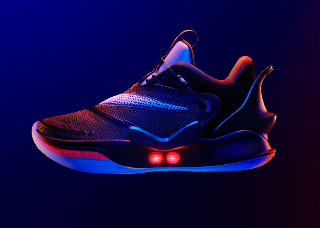 Nike's latest self-lacing sneaker is finally available for $400 13