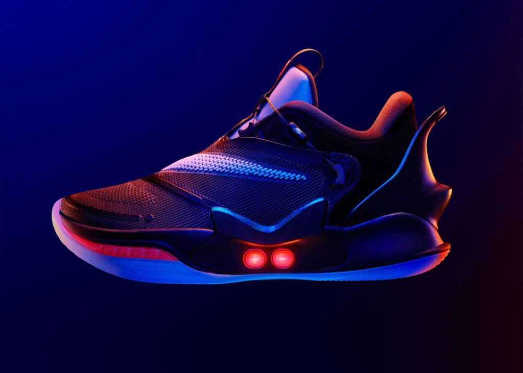 Nike's latest self-lacing sneaker is finally available for $400 15