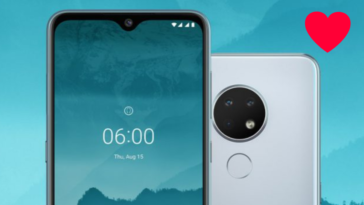 Win the Nokia 6.2 smartphone for Valentine's Day! 29