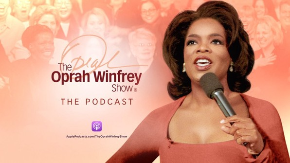 The Oprah Winfrey Show is coming back as a podcast 12