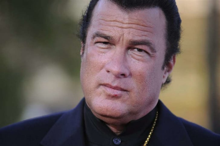 Steven Seagal gets fined by the SEC for promoting cryptocurrency 14