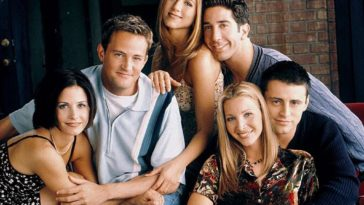 Which FRIENDS character are you? 28