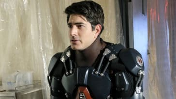Why did Brandon Routh leave Legends of Tomorrow? 13